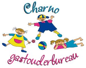 logo Gastouderbureau Charno